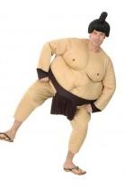 Déguisement Sumo matelassé