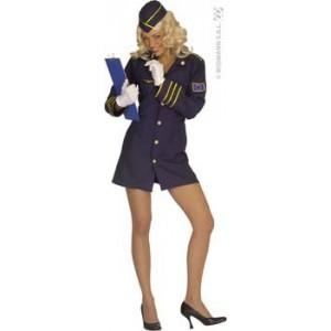 Déguisement Hôtesse de l'air - femme pilote