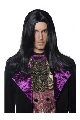 Perruque Comte gothique