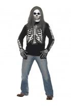 Tee-shirt Squelette - Halloween