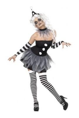 Déguisement Clown sinistre