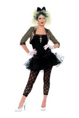 Déguisement chanteuse Madonna star années 80