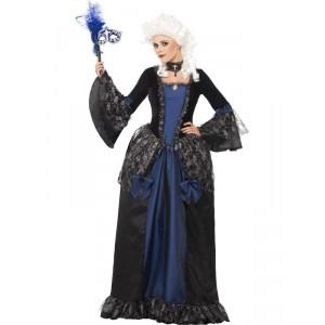 Déguisement Comtesse baroque