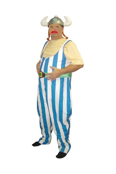 Déguisement Obelix Gaulois