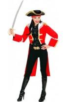Déguisement Femme Capitaine Pirate