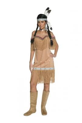 Déguisement Indienne Apache
