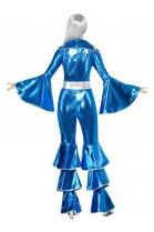 Déguisement Abba bleu