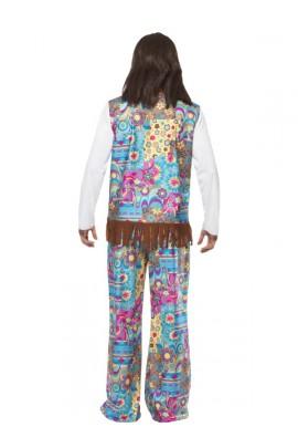 Déguisement Hippie fleurs