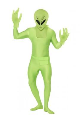 Combinaison Extraterrestre - Alien