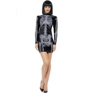Déguisement  Robe sexy Squelette