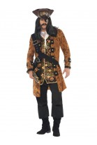 Costume Pirate steam punk