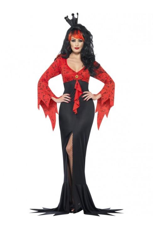 Déguisement Vampiresse glamour