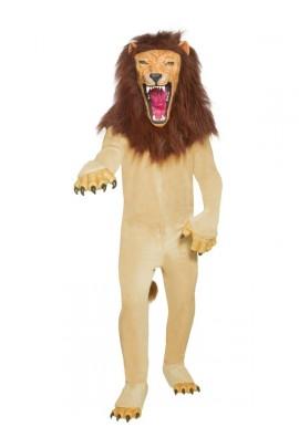 Déguisement  Vieux Lion sinistre
