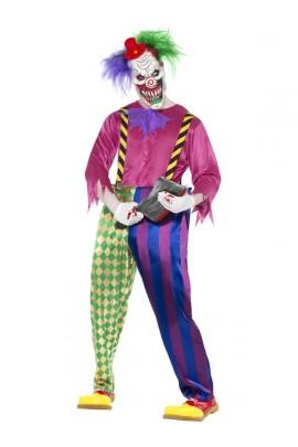Déguisement Clown tueur - Halloween