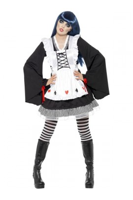 Déguisement Alice style gothique