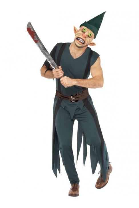 "Déguisement Peter Pan ""bizarre"""