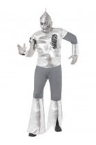 Déguisement  homme de fer blanc
