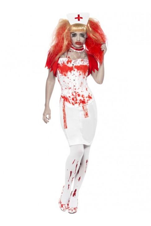 Déguisement Infirmière sanglante