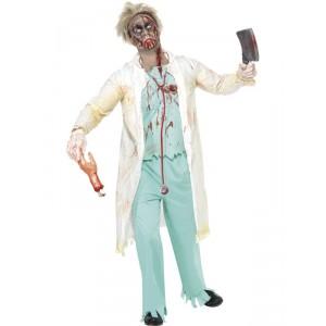 Déguisement de Docteur zombie