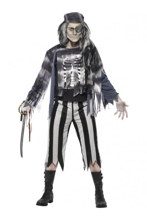 Déguisement fantôme pirate