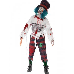 Déguisement Chapelier zombie