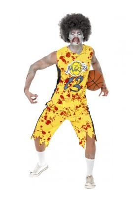Déguisement Basketteur zombie