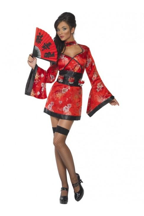 Déguisement Lady Geisha sexy