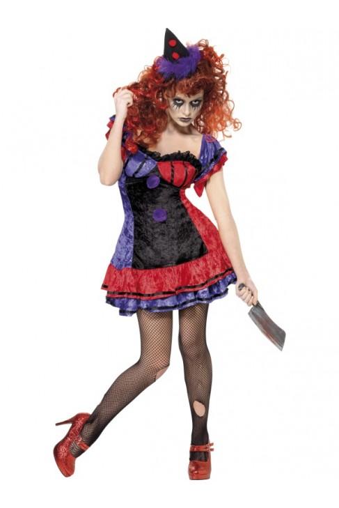 Déguisement Clown sinistre - Halloween
