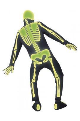 Déguisement Squelette phosphorescent