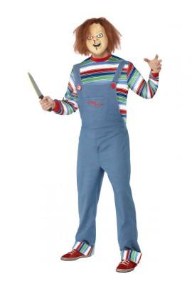 Déguisement de poupée Chucky
