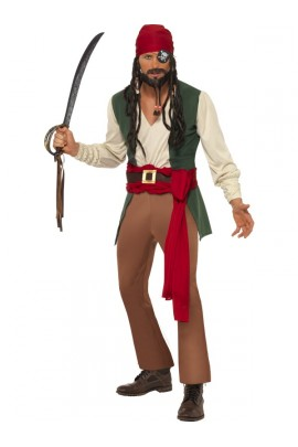 Déguisement Pirate corsaire