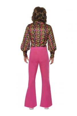 Déguisement Hippie - Dancefloor disco années 60-70