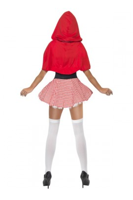 Déguisement Petit chaperon rouge sexy