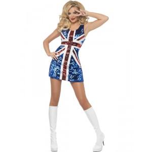 Déguisement Robe Union Jack