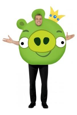 Déguisement Cochon vert Angry Birds