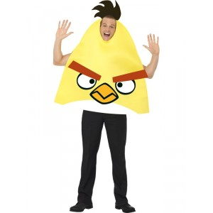 Déguisement jaune Angry Birds