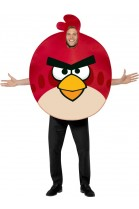 Déguisement rouge Angry Birds