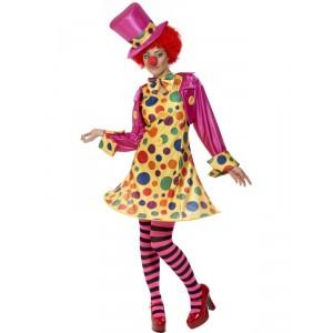 Déguisement Femme Clown