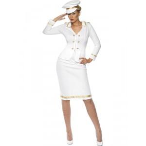 Déguisement femme Capitaine de marine