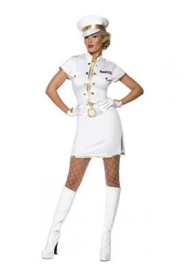 Déguisement femme Capitaine de marine sexy
