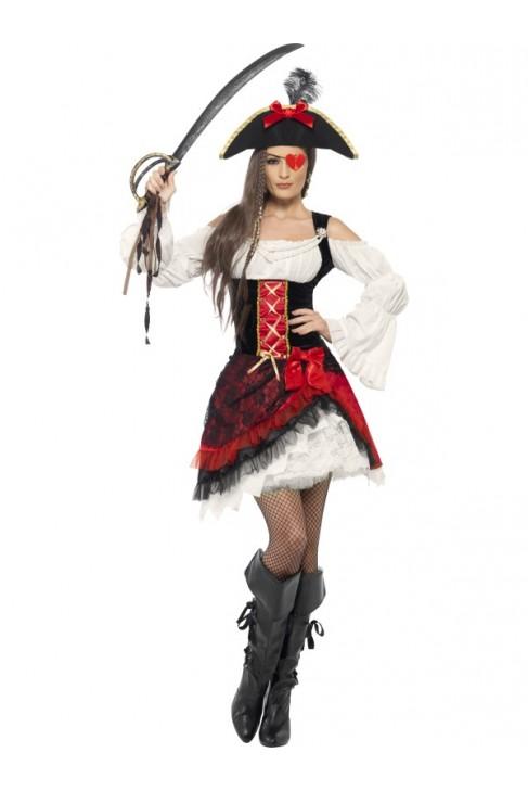 Déguisement Femme Lady Pirate