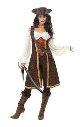 Déguisement Femme Pirate des mers