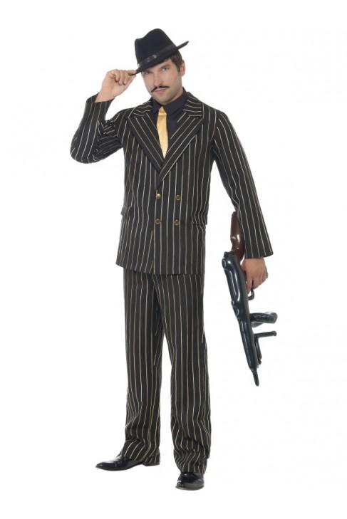 Déguisement Années 20 - Al Capone