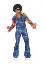 Déguisement danseur disco années 60-70