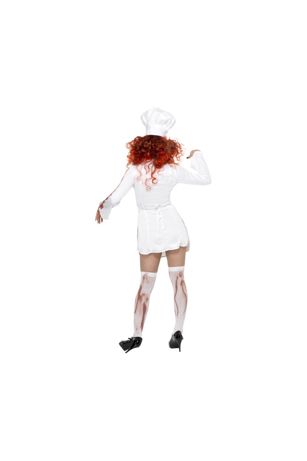 Deguisement cuisinier for Cuisinier zombie