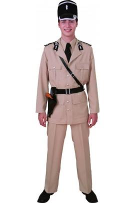 Déguisement Gendarme St Tropez - Policier