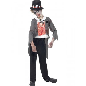 Déguisement de marié zombie enfant