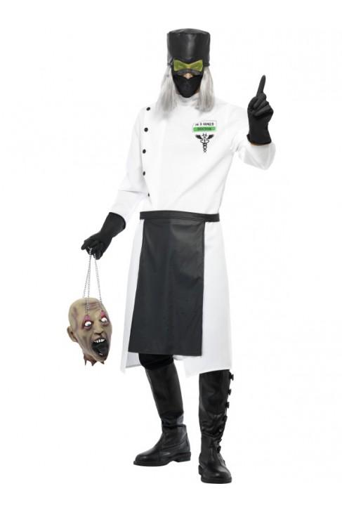 Halloween Costume Scientist