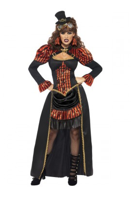 Costume Vampiresse punk
