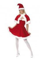 Déguisement Miss Santa